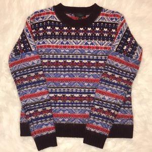 JCrew Wool sweater NWOT, great, stylish sweater